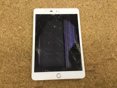 iPad Mini 3 液晶割れ
