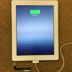iPad ドックコネクター交換
